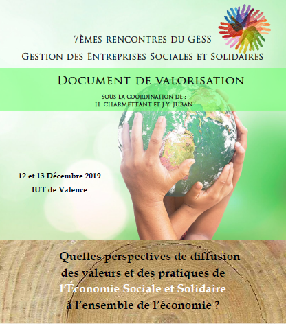document de valorisation du GESS